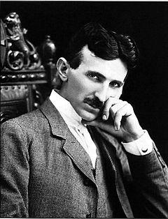 Никола Тесла: 'Будущее принадлежит мне...'